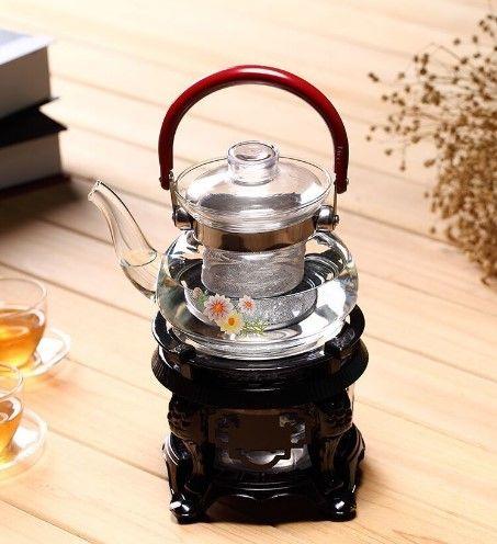 чайник для чайной церемонии с подогревом