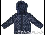 Демисезонная куртка Kenzo темно-синяя 2292