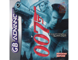 """James Bond 007, Nightfire 007"" Джеймс Бонд"" игра для Гейм Бой (GBA)"