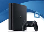 PS4 slim 500GB + 3 игры