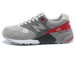 New Balance 999 Grey Red