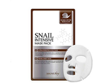 Маска для лица тканевая с муцином улитки Snail Intensive Mask Pack 20гр