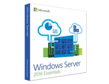 Лицензия OEM Windows Server Essentials 2016 64Bit Russian 1pk DSP OEI DVD 1-2CPU G3S-01055