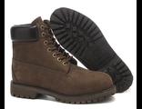 Timberland 6 Inch Boots мужские шоколадные