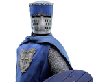 Французский крестоносец Балиан в Иерусалиме - коллекционная фигурка 1/6 French Crusader General - Balian (Item No. PG04B) - Pangaea Toy