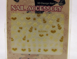 Стикеры 3D - Nail Accessory