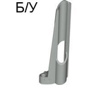 ! Б/У - Technic, Panel Fairing # 8 Small Long, Large Hole, Side B, Light Gray (32535 / 4195281) - Б/У