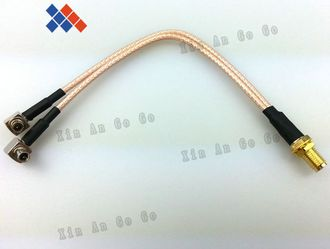Splitter Combiner Cable Pigtail Rg316 Ts9 к SMA