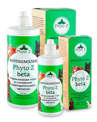 "Фитокомплекс ""Phyto Z beta"""