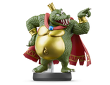 Кинг К. Роль  / King K. Rool (Nintendo Amiibo: Super Smash Bros)
