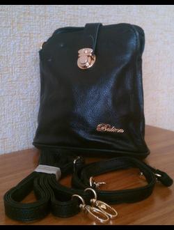 Кожаная сумочка BALINA