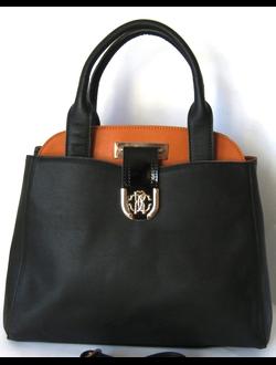 """Брендовая сумка - натуральная кожа в стиле """"Roberto Cavalli"""""""