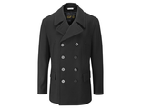 Бушлат GLOVERALL Churchill Reefer Coat - Navy