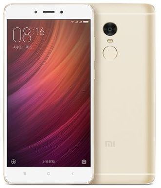 Xiaomi Redmi Note 4 4/64GB Gold