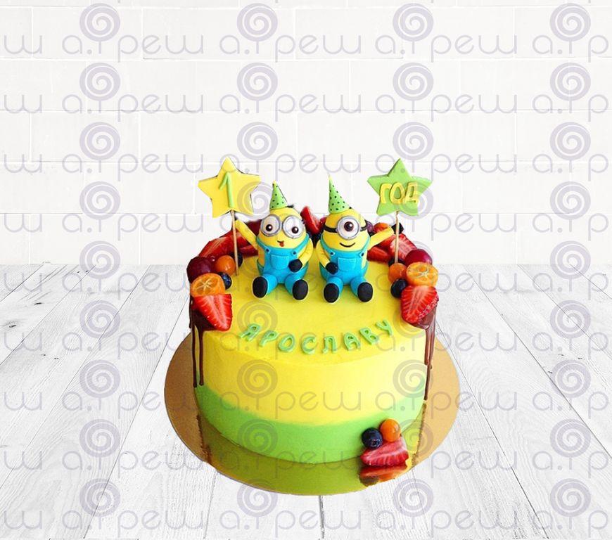 мастика детские торты фото