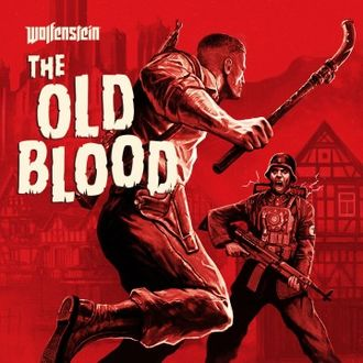 Wolfenstein: The Old Blood (цифр версия PS4) RUS