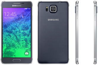 Samsung Galaxy Alpha 32Gb SM-G850F