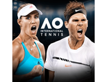 AO International Tennis (цифр версия PS4) 1-4 игрока