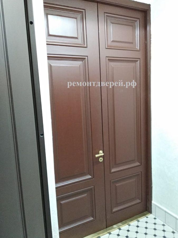 Входные двери из массива дуба, а также дубовые двери