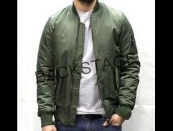 Мужская куртка-бомбер Green