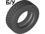 ! Б/У - Tire 62.4mm D. x 20mm, Black (32019 / 4107807 / 4235705 / 4547373) - Б/У