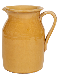 Кувшин DECORATIVE PITCHER PITHOS CURRY 24X19X27 TERRA COTарт.31775
