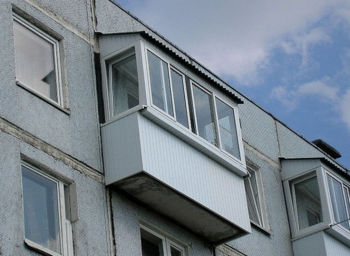 """""""профмастер48"""" - наши работы - крыши для балконов."""