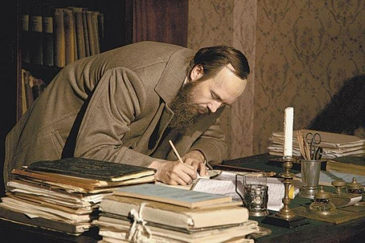 Freud essay on dostoevsky
