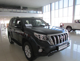 Land Cruiser Prado 2.8 Элеганс 4WD AT