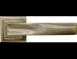 Дверные ручки RUCETTI RAP 14-S AB Цвет Античная бронза