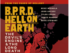 Купить B.P.R.D.: Hell on Earth в Москве