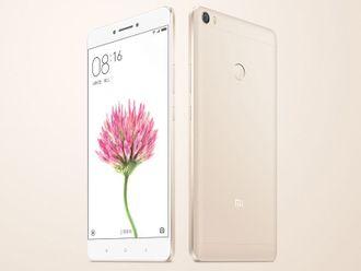 Смартфон Xiaomi Mi Max 32Gb золотистый