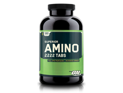 Optimum Nutrition Super Amino 2222, 160 таблеток
