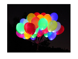 Светящиеся шары! Новинка!