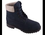 Ботинки Timberland 6 inch boots темно-синие