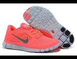 Nike Free Run 5.0 v3 женские розовые (36-40)