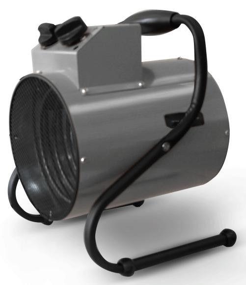 Электрическая тепловая пушка ZTV-2С N1