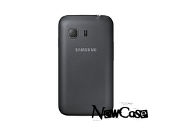 Задняя крышка Samsung Galaxy Star 2 Duos (SM-G130E) Dark Grey