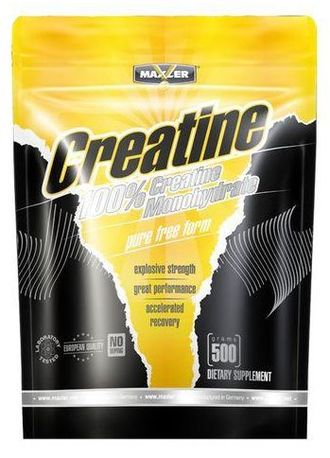 Maxler Creatine Bag (500 гр)