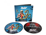 Edguy - Space Police - Defenders Of The Crown 2LP Picture