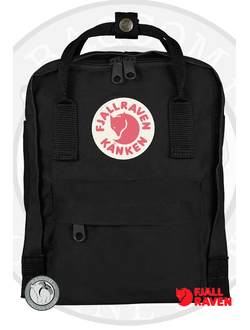 Fjallraven Kanken Mini Black