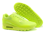 Кроссовки Nike Air Max Huperfuse 90 салатовые