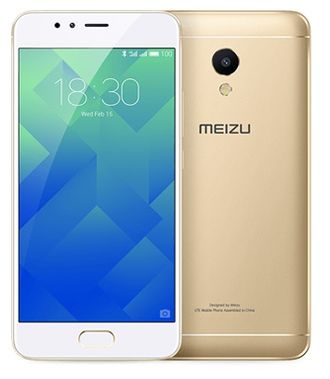 Смартфон Meizu m5s 32gb Gold