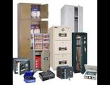 Шкафы металлические и сейфы