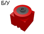 ! Б/У - Electric, Motor 9V Micromotor 2 x 2, Red (2986) - Б/У