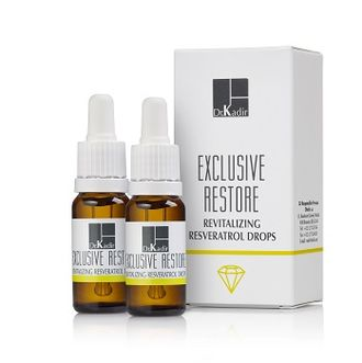Exclusive restore revitalizing drops 2X10 ml