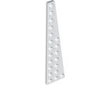 Wedge, Plate 12 x 3 Right, White (47398 / 4209005)