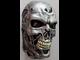 Страшная, латексная маска, TERMINATOR T800, Endoskull Mask, Терминатор,  Ghoulish productions, mask