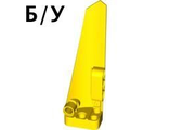 ! Б/У - Technic, Panel Fairing # 6 Long Smooth, Side B, Yellow (64393 / 4558800) - Б/У