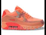 Nike Air Max 90 Print Suset Glow Women's (Euro 36-39) AM90-063